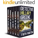 DETECTIVE HILLARY GREENE BOOKS 1–5 five absolutely gripping crime mysteries box set