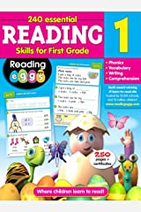 Reading for 1st Grade - 240 Essential Reading Skills (Reading Eggs) Flexibound