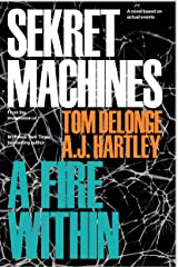 Sekret Machines Book 2: A Fire Within Kindle Edition