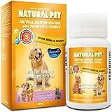 Natural Pet Natural Seaweed Calcium plus Probiotics for Dogs, 100g