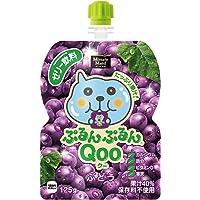 コカ・コーラ ミニッツ メイド ぷるんぷるんQoo クー ぶどう ゼリー飲料 パウチ 125g×30袋