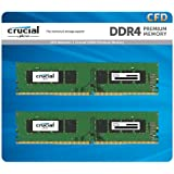 CFD販売 デスクトップPC用メモリ PC4-21300(DDR4-2666) 8GB×2枚 288pin (無期限保証…