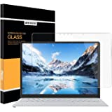 MEGOO Surface Laptop 4 専用保護フィルム 貼りやすい 高い透明度 ラウンドエッジ加工 強化ガラス Surface Laptop 3 /2 13.5インチ用保護フィルム