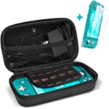 ProCase Nintendo Switch Lite Case with Screen Protector, Hard Shell Travel Carrying Case for Nintendo Switch Lite 2019 with 1