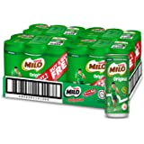 Milo Can Original, 240ml (Pack of 24)