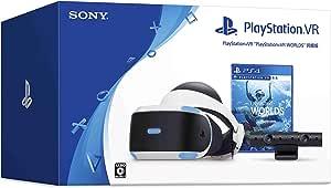"PlayStation VR""PlayStation VR WORLDS""同梱版"