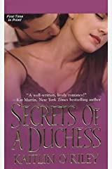 Secrets Of A Duchess Kindle Edition