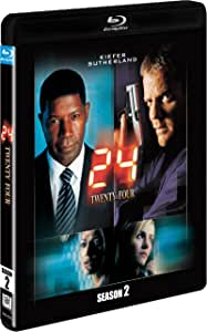 24 -TWENTY FOUR- シーズン2(SEASONSブルーレイ・ボックス) [Blu-ray]