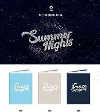 3枚セット【早期購入特典あり】 TWICE Summer Nights 2nd スペシャルアルバム (初回ポスター×3枚)( 韓国盤 )(初回限定特典8点)(韓メディアSHOP限定)