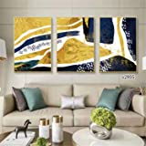 3 Pieces Modern Wall Art Painting Nordic Minimalist Abstract Wind Style Posters Decor Picture Printed Canvas Artist Home Deco