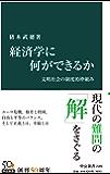経済学に何ができるか 文明社会の制度的枠組み (中公新書)