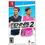 Tennis World Tour 2 for Nintendo Switch