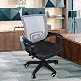 Office Chair Gaming Computer Chairs Mesh Executive Back Seating Study Seat Grey Grey
