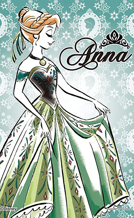 ディズニー アナと雪の女王 アナ-Anna- iPhone4s 壁紙 視差効果  画像32108 スマポ