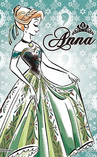 ディズニー  iPhone/Androidスマホ壁紙(740×1196)-1 - アナと雪の女王 アナ-Anna-