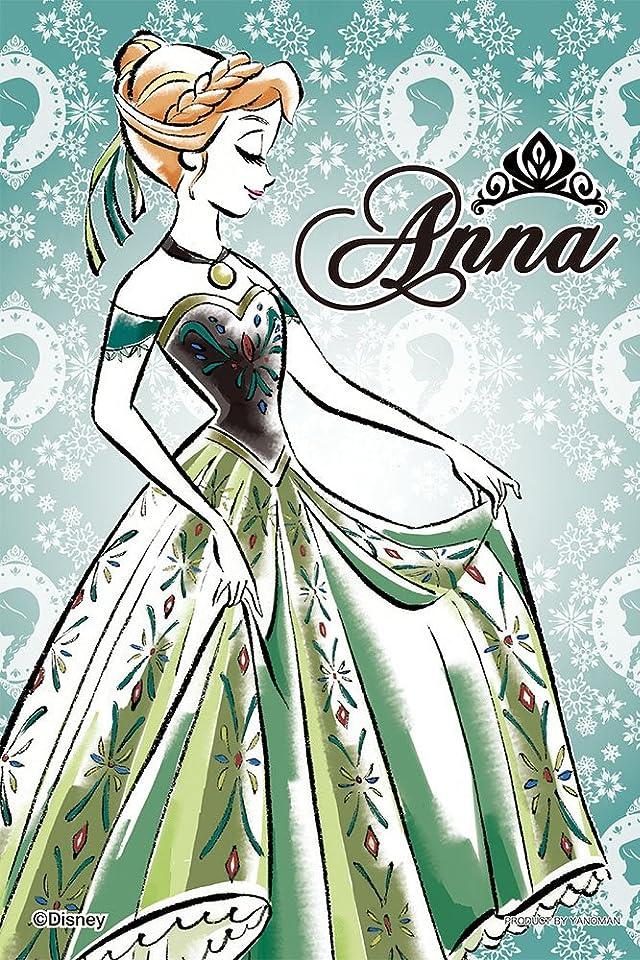 ディズニー アナと雪の女王 アナ-Anna- iPhone(640×960)壁紙 画像36102 スマポ