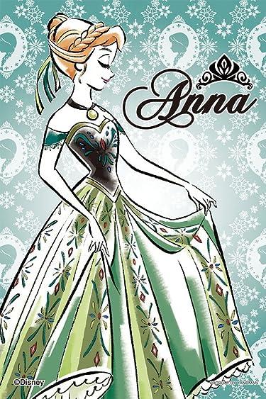 ディズニー  iPhone/Androidスマホ壁紙(640×960)-11 - アナと雪の女王 アナ-Anna-