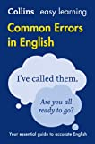 Collins Common Errors in English (Collins Easy Learning)