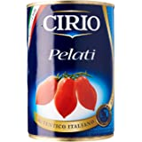Cirio Whole Peeled Tomato, 400g