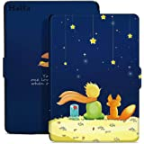 QZ Plum Little Prince Auto Sleep/Wake Protective Case Cover for Kindle Paperwhite,Variation:Plum Blossom*