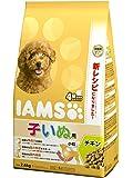 アイムス (IAMS) ドッグフード 12か月までの子いぬ用 小粒 チキン 2.6kg