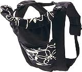 日本エイテックス サンクマニエルプレール 新生児から使える5WAY抱っこひも フラワーブラック 01-097