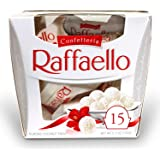 Ferrero Raffaello Almond Coconut Treat, 5.3 oz. (Pack of 6)