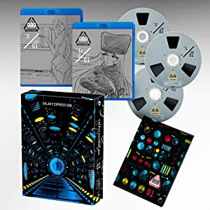 松本零士画業60周年記念 銀河鉄道999 テレビシリーズ Blu-ray BOX-1