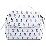 Loungefly x Disney Mickey Mouse Pastel Poses Crossbody Bag