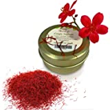 Coupe Spanish Saffron (2 grams) - Category 1 Pure Azafran Filaments (Unmatched Aroma for your Paella and Great Gift for Anyon