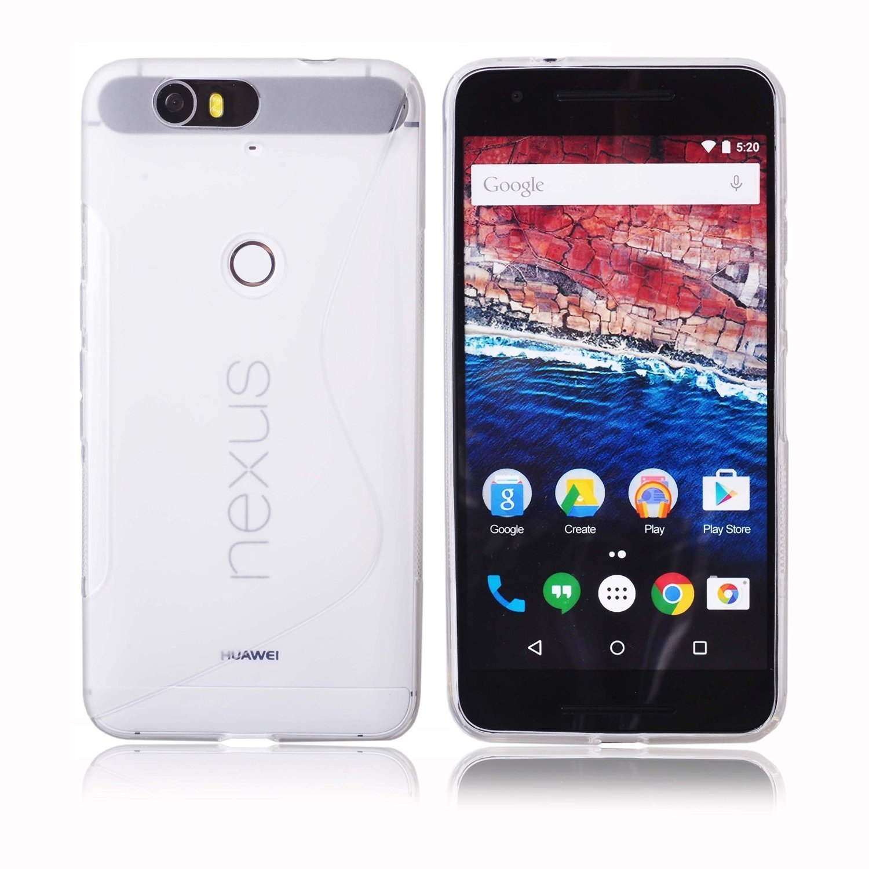 d1a35b3778 Asng Google Nexus6P TPU グリップカバーケース [ Softbank Nexus 6P ネクサス 6ピー SIMフリー