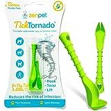 ZenPet 5926 Tick Tornado,Green