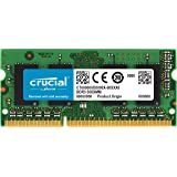 Crucial 4GB Single DDR3 1866 MT/s (PC3-14900) SODIMM 204-Pin Memory - CT51264BF186DJ