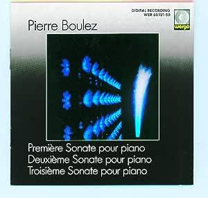 Boulez:Piano Sonatas