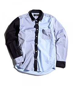Crazy Pattern Buttondown Shirt 3211-166-1900: 1
