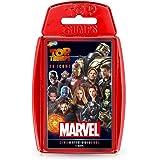 Top Trumps Marvel Cinematic Universe WM00249-EN1-6 Card Game