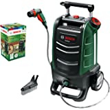 Bosch Fontus Cordless Outdoor Cleaner (Without Battery, Maximum Pressure 15 Bar / 218 PSI, 15 Litre Water Tank, 18 Volt Syste