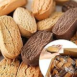 [Amazon限定ブランド]SHINRINDO CHOICE おからクッキー 砂糖不使用 豆乳ダイエットおからクッキーバー50本入り 箱入り・1Kg(こんにゃく粉末・サイリウム入り)