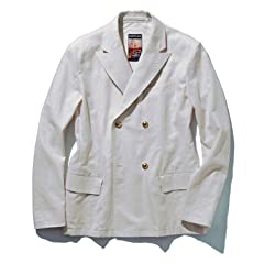 Mighty-Mac Sail Jacket with Metal Buttons
