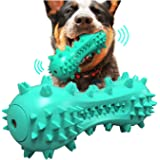 M&MKPET Dog Squeaky Toys Dog Chew Toys Dog Toys for Aggressive Chewers Dog Toothbrush Chew Toy Stick for Small Middle Larger