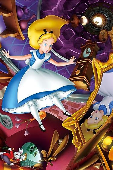 ディズニー  iPhone/Androidスマホ壁紙(640×960)-8 - ふしぎの国のアリス そこは不思議の国