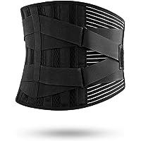【整体師厳選品質】FREETOO 腰サポーター 固定力サポート力重視 腰用ベルト メッシュ通気 二重加圧式 スポーツ 仕…
