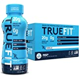 RSP NUTRITION TrueFit - Protein Shake & Meal Replacement, Grass-Fed Protein Drink with Organic Real Food, Probiotics, Zero Su