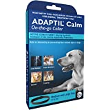 Ceva DHA5260 Adaptil Calm On the Go Dog Calming Canine Pheromone Collar for Anxiety and Fear Relief (Medium and Large Dog)