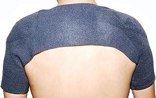 防寒 ThankSmile 山羊绒混纺 肩托 两肩护具 护肩 五十肩 冰肩 肩保暖