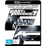Fast & Furious 7 (4K Ultra HD + Blu-ray)