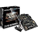 ASROCK Z170 EXTREME6+, Intel Z170, 1151, ATX, DDR4, CrossFire/SLI, USB 3.1 Type-C, RAID, Front USB 3.1 Pane