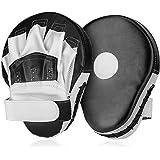 パンチングミット Eletorot ボクシング ミット 格闘技 空手 トレーニング用 キックミット 二つセット