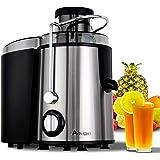 ADVWIN Juice Blender, Fruits & Vegetables Juicer, BPA Free, Stainless Steel Juicer with Easy to Clean (juicer)