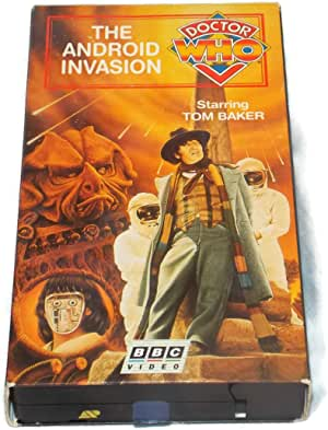 Doctor Who: Android Invasion [VHS]
